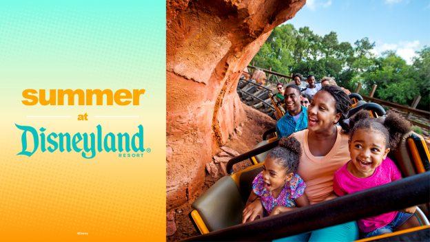 Time for Your 2021 Summer Bucket List at Disneyland Resort
