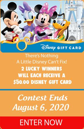 August 6 Disney