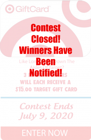 Target Card PNG Closed